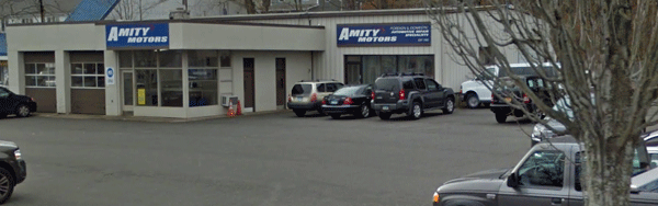 Amity Motors | 220 Amity Road, Woodbridge CT 06525 | 203-389-4270